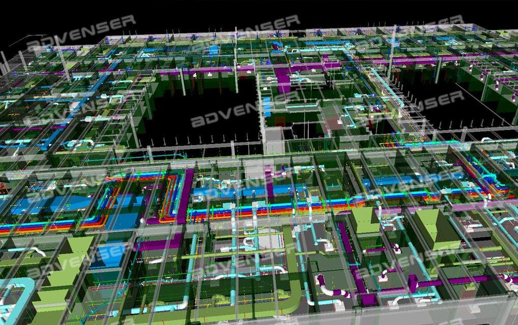 Bim Navisworks Services Navisworks Bim Solutions Advenser