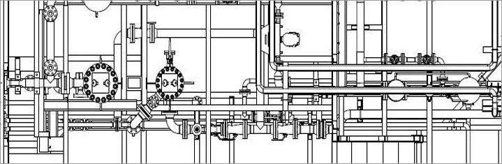Mechanical General Assembly drawings