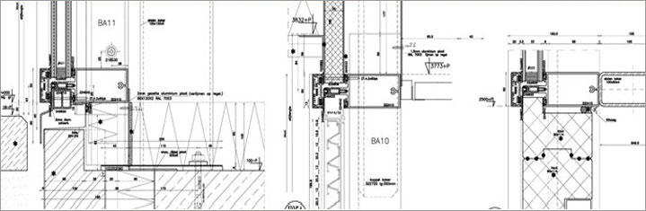 Difference Between Structural Glazing And Curtain Wall