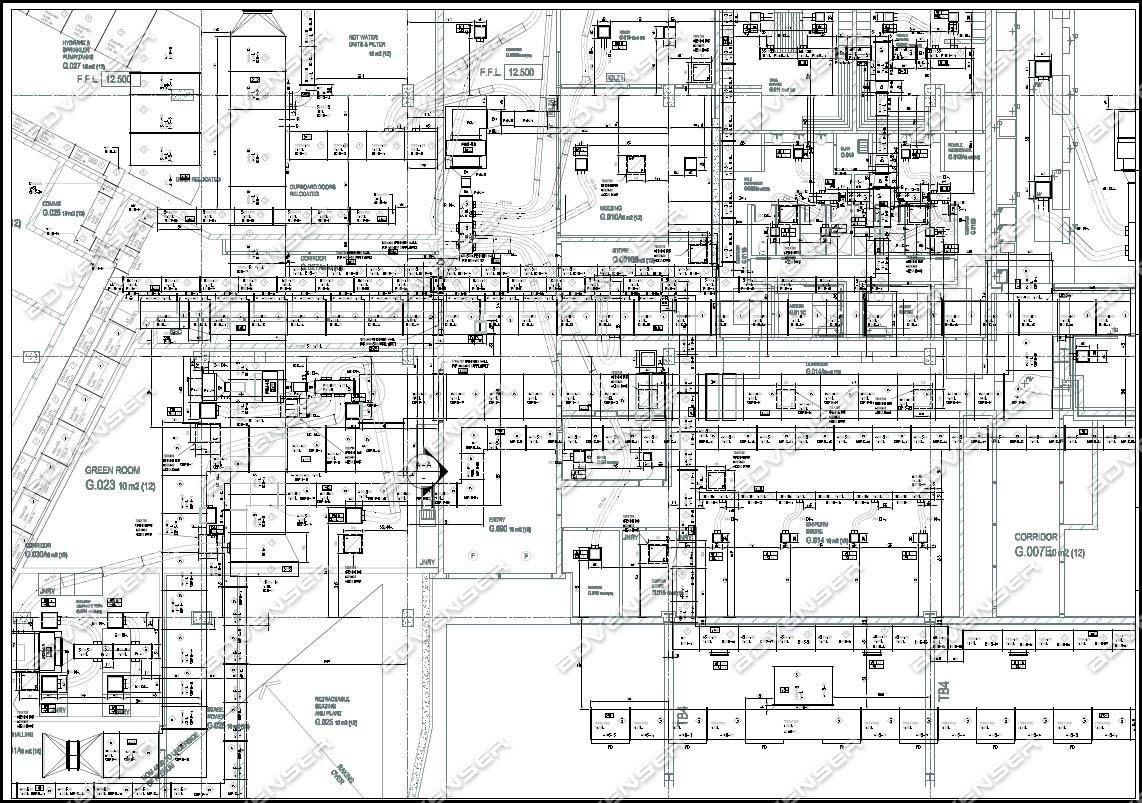 Hvac Shop Drawing Comments Wiring Library Design And Mep Drawings