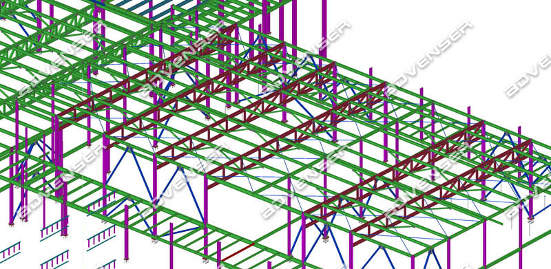 Professional Structural 3D Modeling Services