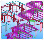 Structural BIM Models, Structural Drafting